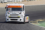 Dutch driver Erwin Klein Nagelvoort belonging Dutch team Erwin Klein Nagelvoort  during the third race R3 of the XXX Spain GP Camion of the FIA European Truck Racing Championship 2016 in Madrid. October 02, 2016. (ALTERPHOTOS/Rodrigo Jimenez)