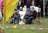 Sunday 25 May 2014, Hay on Wye, UK<br />