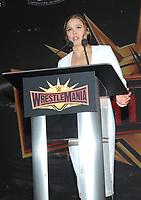 WWE Wrestlemania 35 Press Conference