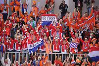OLYMPICS: SOCHI: Adler Arena, 08-02-2014, 5000 m Men, Dutch fans, ©foto Martin de Jong
