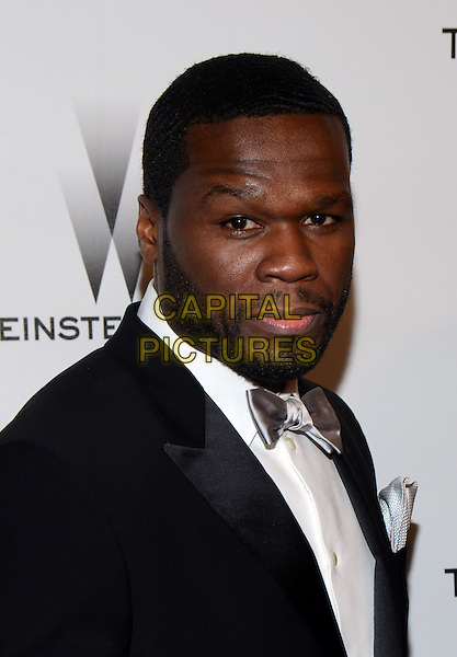 11 January 2015 - Beverly Hills, California - Curtis James Jackson III. The Weinstein Company and Netflix 2015 Golden Globes After Party celebrating the 72nd Annual Golden Globe Awards held at Robinsons May Lot.  <br /> CAP/ADM/TW<br /> &copy;TW/ADM/Capital Pictures