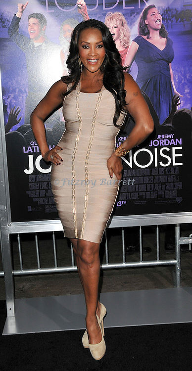 Vivica A. Fox at the premiere of Joyful Noise held at Grauman's  Chinese Theatre in Hollywood, CA. January 9, 2012