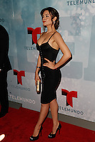 New York, NY -  May 13 : Angelica Celaya attends Telemundo's 2014 Upfront in New York<br /> held at Jazz at Lincoln Center's Frederick P. Rose Hall<br /> on May 13, 2014 in New York City. Photo by Brent N. Clarke / Starlitepics