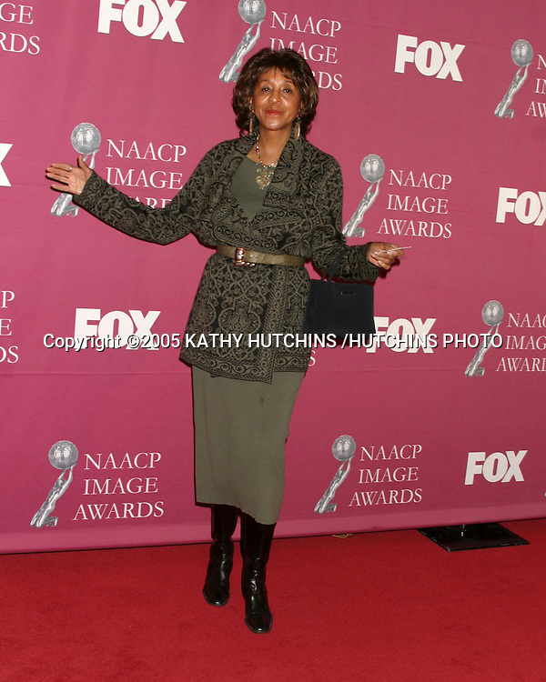 MARLA GIBBS.NAACP IMAGE AWARDS NOMINEES LUNCHEON.BEVERLY HILTON HOTEL.BEVERLY HILLS, CA.MARCH 5, 2005.©2005 KATHY HUTCHINS /HUTCHINS PHOTO...