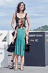 Eva Green and Zelie Boulant  attend the photocall of 'Proxima' during the 67th San Sebastian Donostia International Film Festival - Zinemaldia.September 21,2019.(ALTERPHOTOS/Yurena Paniagua)