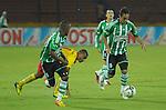 Atletico Nacional empato  con el deportes pereira 2 x2 en la lga postobon del futbol colombiano