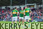 Barry John Keane Kerry in action against  Cork in the National Football League at Pairc Ui Rinn on Sunday.