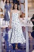 FEB 2018 Ralph Lauren catwalk show at New York Fashion Week