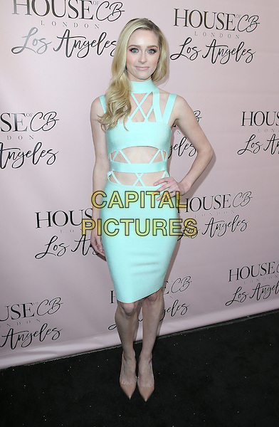 14 June 2016 - West Hollywood, California - Greer Grammer. House of CB Flagship Store Launch held at The House of CB Store. <br /> CAP/ADM/SAM<br /> &copy;SAM/ADM/Capital Pictures