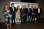 XIV Sopar Solidari de Nadal.<br /> Esport Solidari Internacional-ESI.<br /> Josep Maldonado &amp; Steve Archibal y acompa&ntilde;antes.