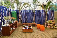 HOLAMBRA,SP, 19.08.2015 - EXPOFLORA - Mostra de paisagismo na Expoflora, maior evento de flores e plantas ornamentais da América Latina em Holambra, a 140km de São Paulo nesta quarta-feira, 19. (Foto: Mauricio Bento/ Brazil Photo Press)