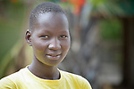 Martha Athiei is head girl of the Loreto Girls Secondary School in Rumbek, South Sudan. The school is run by the Institute for the Blessed Virgin Mary--the Loreto Sisters--of Ireland. Athiei, 20, is a senior at the school. She wants to go on to university and study to become an accountant.
