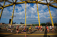 Pittsburgh Marathon 2012..Joel Hawksley/For the Pittsburgh Marathon.