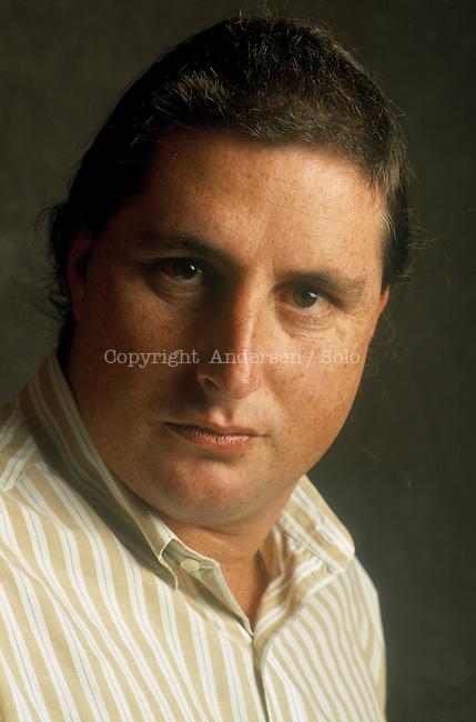 Australian writer Tim Winton.