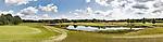 MAARSBERGEN - Panorama B3 Heide. Golfclub Anderstein. FOTO KOEN SUYK