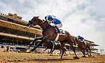 MAR 07: Thousand Words with Abel Cedillo wins the Shared Belief Stakes at Del Mar Thoroughbred Club in Del Mar , California on August 01, 2020. Evers/Eclipse Sportswire/CSM
