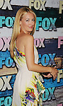 WEST HOLLYWOOD, CA - JULY 23: Cat Deeley arrives at the FOX All-Star Party on July 23, 2012 in West Hollywood, California.