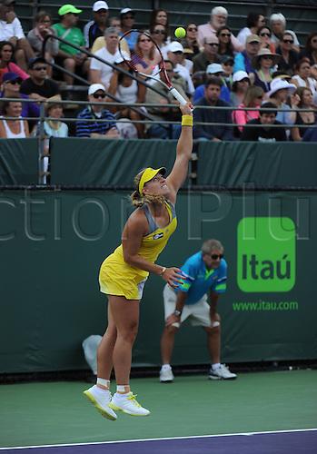 22.03.2013.  Key Biscayne Florida USA. Sony Open Tennis Championship.  Angelique Kerber Germany