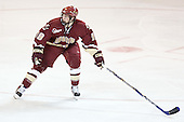 Brock Bradford - The Boston College Eagles defeated the Boston University Terriers 5-0 on Saturday, March 25, 2006, in the Northeast Regional Final at the DCU Center in Worcester, MA.