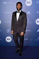 Malachi Kirby at the British Independent Film Awards 2017 at Old Billingsgate, London, UK. <br /> 10 December  2017<br /> Picture: Steve Vas/Featureflash/SilverHub 0208 004 5359 sales@silverhubmedia.com