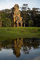 Chau Say Thevoda Temple at Angkor, Cambodia