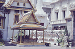SMALL STRUCTURE IN GRAND PALACE BANGKOK