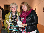 Madeline Drew and Eileen Wilson at the night of Ledwidge music and poems held in the Droichead Arts Centre.  Photo:Colin Bell/pressphotos.ie