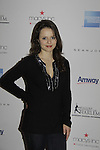 Sasha Cohen - Skating with the Stars - a benefit gala for Figure Skating in Harlem in its 17th year is celebrated with many US, World and Olympic Skaters honoring Michelle Kwan and Jeff Tweedy on April 7, 2014 at Trump Rink, Central Park, New York City, New York. (Photo by Sue Coflin/Max Photos)