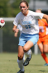 North Carolina's Sterling Smith on Sunday September 17th, 2006 at Koskinen Stadium on the campus of the Duke University in Durham, North Carolina. The University of North Carolina Tarheels defeated the University of Florida Gators 1-0 in an NCAA Division I Women's Soccer game.