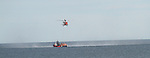 Coast Guard rescue two Razor Fishermen off Clogherhead
