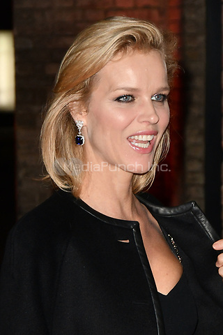 Czech model Eva Herzigova attends DKMS Big Love Gala at the Round House in London.<br /> <br /> NOVEMBER 7th 2018. Credit: Matrix/MediaPunch ***FOR USA ONLY***<br /> <br /> REF: SLI 184095