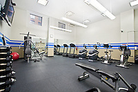 Gym at 280 Rector Place