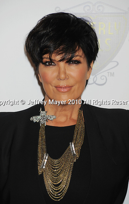 BEVERLY HILLS, CA. - September 02: Kris Jenner  arrives at The Taste of Beverly Hills wine & food festival opening night at the Beverly Hilton Hotel on September 2, 2010 in Beverly Hills, California.