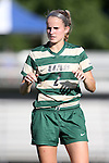 31 August 2014: UAB's Johanna Liney. The Duke University Blue Devils hosted the University of Alabama Birmingham Blazers at Koskinen Stadium in Durham, North Carolina in a 2014 NCAA Division I Women's Soccer match. Duke won the game 3-1.