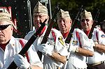 9/11 memorial motorcycle ride. Korean War Veterans.