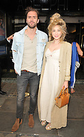 "Andy Brown and Joey Brown at the ""Waitress"" cast change media night, Adelphi Theatre, The Strand, London, England, UK, on Tuesday 02nd July 2019.<br /> CAP/CAN<br /> ©CAN/Capital Pictures"