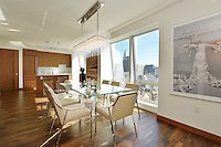 Dining Area at 400 Fifth Avenue