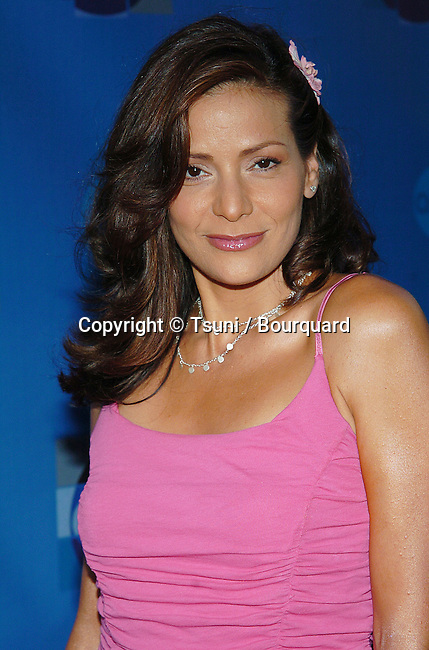 Constance Marie (George Lopez) arriving at the ABC ALL STAR PARTY FOR THE NEW FALL SEASON - 2004  at the Century Plaza Hotel in Los Angeles. July 13, 2004.