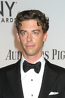 Christian Borle at the 66th Annual Tony Awards at The Beacon Theatre on June 10, 2012 in New York City. Credit: RW/MediaPunch Inc.