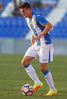 Leganes's Adrian Marin during the XXXVII trophy of Legane's City between CD Leganes and Villarreal CF at Butarque Stadium. August 13, 2016. (ALTERPHOTOS/Rodrigo Jimenez) /NORTEPHOTO