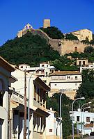 Spanien, Mallorca, Capdepera, Burg und Ort