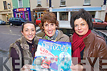 GIVE-AWAY: Launching the Christmas in Listowel.EUR20,000 give-away are Martina O'Donnell (Perfect.Pairs), Maire Logue (Listowel Chamber of Commerce).and Claire Hillard (Maguire's Chemist).   Copyright Kerry's Eye 2008
