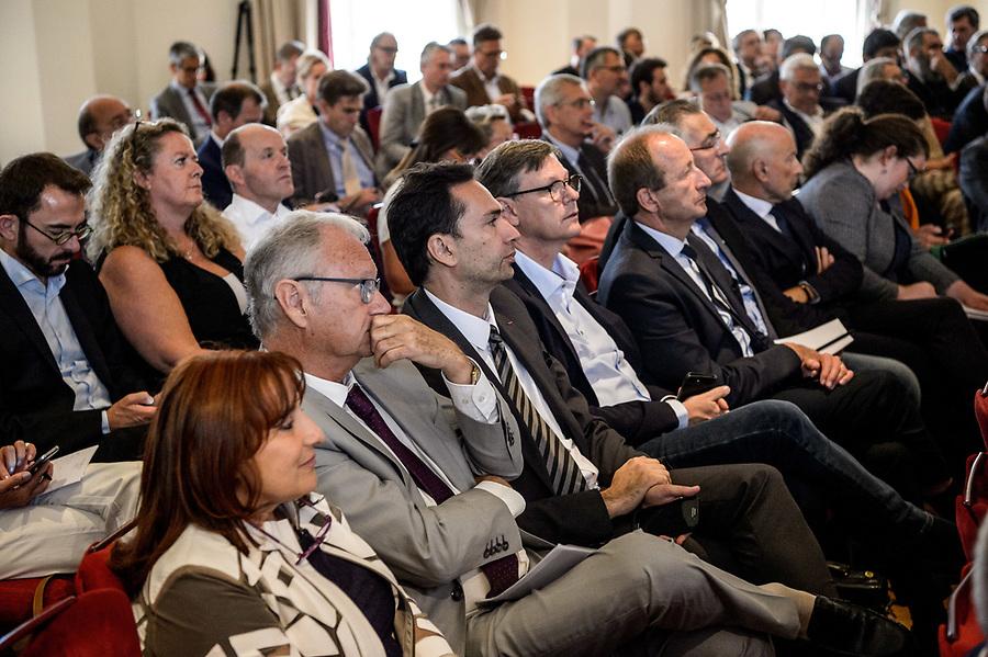 Assemblée générale de la CCIR Paca - 29 juin 2017 - Hôtel Aquabella - Aix-en-Provence
