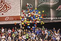 Globos.<br /> 'Aspectos del partido Mexico vs Italia, durante Cl&aacute;sico Mundial de Beisbol en el Estadio de Charros de Jalisco.<br /> Guadalajara Jalisco a 9 Marzo 2017 <br /> Luis Gutierrez/NortePhoto.com