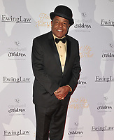 Tito Jackson at the Float Like a Butterfly Ball, Grosvenor House Hotel, Park Lane, London, England, UK, on Friday 06 October 2017.<br /> CAP/CAN<br /> &copy;CAN/Capital Pictures