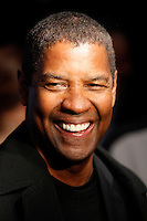 Actor Denzel Washington attends the 'Flight' (El Vuelo) premiere at the Capitol cinema. January 22, 2013. (ALTERPHOTOS/Caro Marin) /NortePhoto