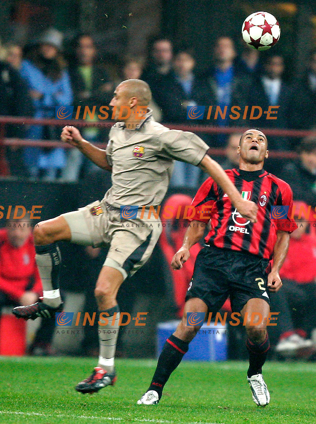 Milano 20/10/2004 Champions League Matchday 3<br />