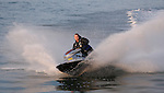 Jet skiing in The Mumbles<br /> <br /> 26.06.13<br /> CREDIT: &copy;Steve Pope-FOTWALES