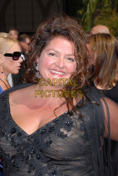 AIDA TURTURRO.Arrivals - 59th Annual Primetime Emmy Awards held at the Shrine Auditorium, Los Angeles, California , USA,.16 September 2007..portrait headshot .CAP/ADM/BP.©Byron Purvis/AdMedia/Capital Pictures.