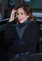 Anna Paquin Seen In NYC